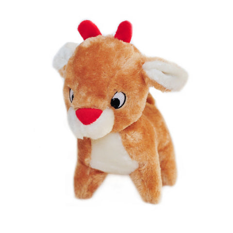 Zippypaws Christmas Specials - Deluxe Plush Reindeer | Toy - 1