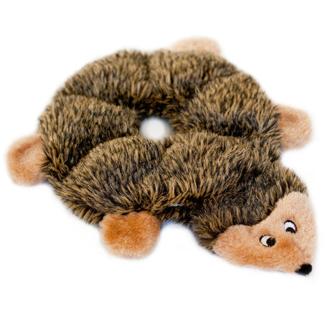 Zippypaws - Loopy Hedgehog (No Stuffing) | Toy - 1