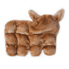 Zippypaws Squeakie Pups - Corgi (No Stuffing) | Toy - 2