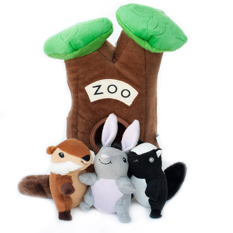 Zippypaws - Burrow Zoo (XL) | Toy - 1
