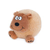 Zippypaws - Tubbiez Bear Dog Toy