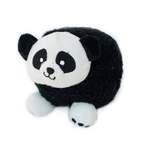 Zippypaws - Tubbiez Panda Dog Toy