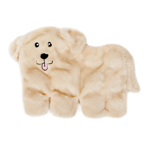 Zippypaws Squeakie Pups - Labrador (No Stuffing) | Toy - 1