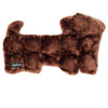Zippypaws Squeakie Pups - Dachshund (No Stuffing) | Toy - 2