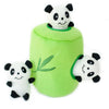 Zippypaws - Burrow (Panda & Bamboo) | Toy - 1