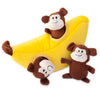 Zippypaws - Burrow (Monkey & Bananas) | Toy - 2