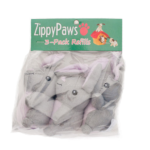 Zippypaws Burrow Refills - Rabbit | Toy - 1