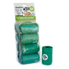 Zippypaws - Dog waste pick up bags (Unscented) | Toilet Needs - 1
