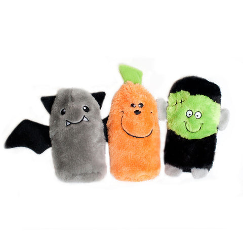 Zippypaws Halloween Specials - Buddie 3-pack (No Stuffing) | Toy - 1
