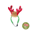 Zippypaws Christmas Specials -  LED Antlers | Fashion - 1