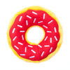 Zippypaws - Donutz Cherry Dog Toy