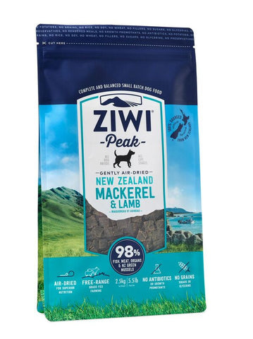 ZiwiPeak Daily-Dog Mackerel And Lamb Cuisine Air-Dried Dog Food