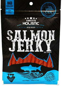 Absolute Holistic Grain Free Salmon Loin Stick | Treats