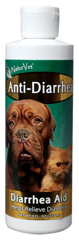 NaturVet Anti-Diarrhea | Canine Supplements
