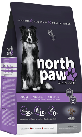 North Paw Dry Dog Food (Adult)