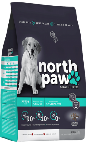 North Paw Dry Dog Food (Puppy)
