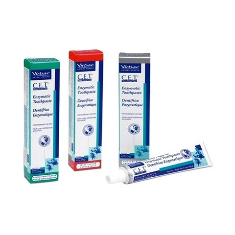 Virbac C.E.T. Enzymatic Toothpaste | Grooming - 1