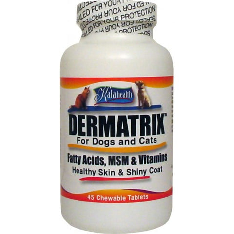 Kala Health Dermatrix | Canine Supplements - 1