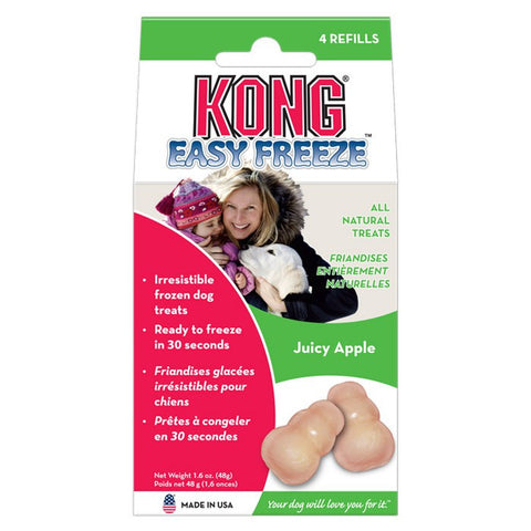 Kong Easy Freeze Refills (Juicy Apple) | Treats