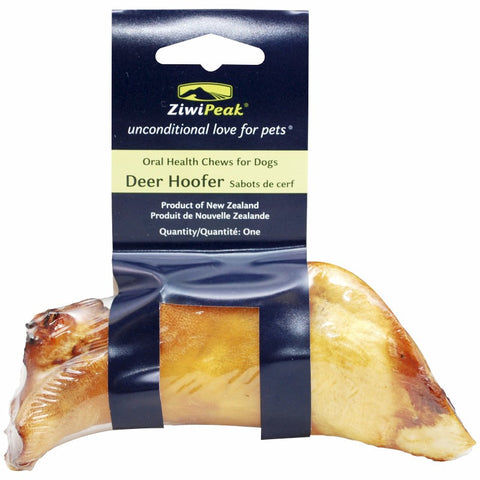 ZiwiPeak Good-Dog Oral Health Care Deer Hoofers Dog Chew | Treats