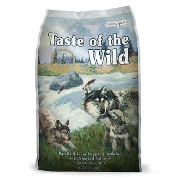 Taste Of The Wild - Pacific Stream Puppy Formula (5lbs) | Dog Dry Food