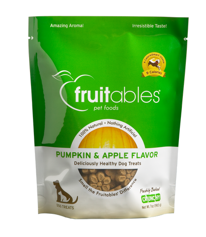 Fruitables Pumpkin & Apple 7oz | Treats