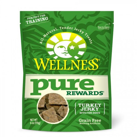 Wellness® PURE REWARDS® (GRAIN FREE) - Turkey Jerky | Treats