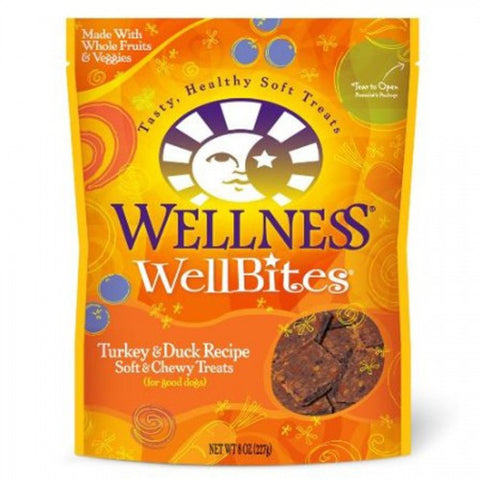 Wellness WellBites Turkey & Duck | Treats
