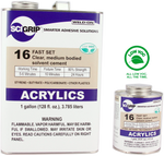 SCIGRIP IPS Weld-On #16 - Low VOC Acrylic Plastic Cement
