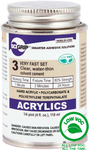 SCIGRIP IPS Weld-On #3 - Very Fast Set Solvent Cement for Acrylics