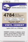 SCIGRIP IPS Weld-On #4784 - Flexible Vinyl Cement