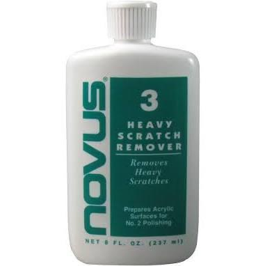 Novus Plastic Polish & Scratch Remover - Plastic-Craft Products