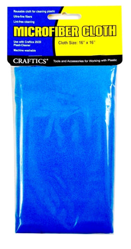 Craftics Micro-Fiber Cloth - Plastic-Craft Products