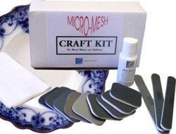 Micro-Mesh Model Polishing Kit - Plastic-Craft Products