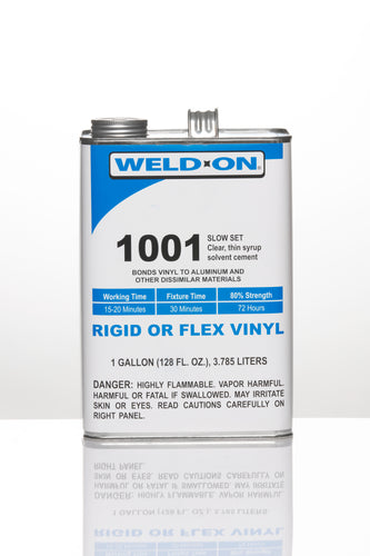 SCIGRIP IPS Weld-On #1001 - Vinyl Cement - Gallon