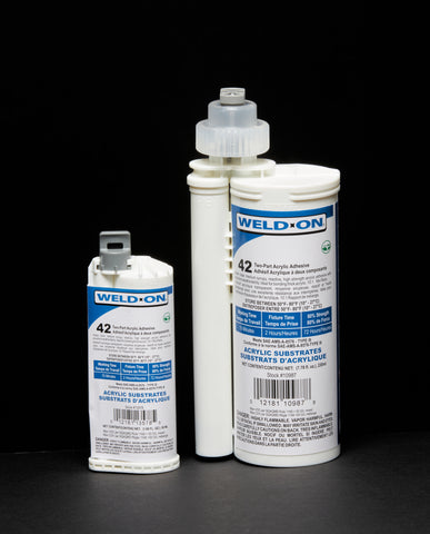 SCIGRIP IPS Weld-On #42 - Low VOC Acrylic Adhesive