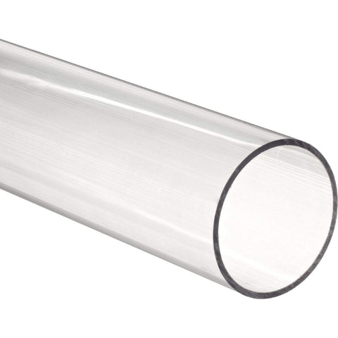 Round Polycarbonate Tube