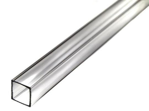 Square Polycarbonate Tube