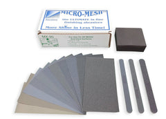 Micro-Mesh MX-90 Metal Polishing Kit - Plastic-Craft Products