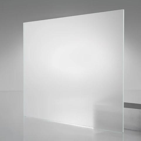 Clear Frosted Non-Glare Acrylic Sheet