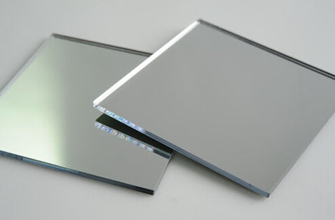Acrylic Mirror Sheet ( Clear ) - 6mm Thick (Nominal)