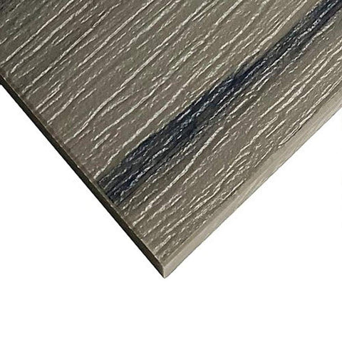 Timberline WoodGrain Finish Plastic (HDPE) Sheet