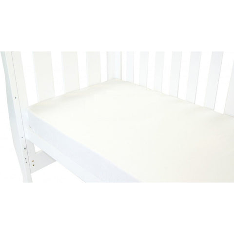 Babyhood - Classic White Fitted Sheet