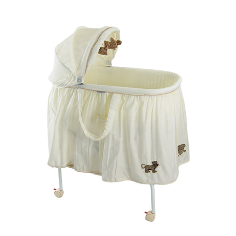 Bassinet (Cream-Safari)