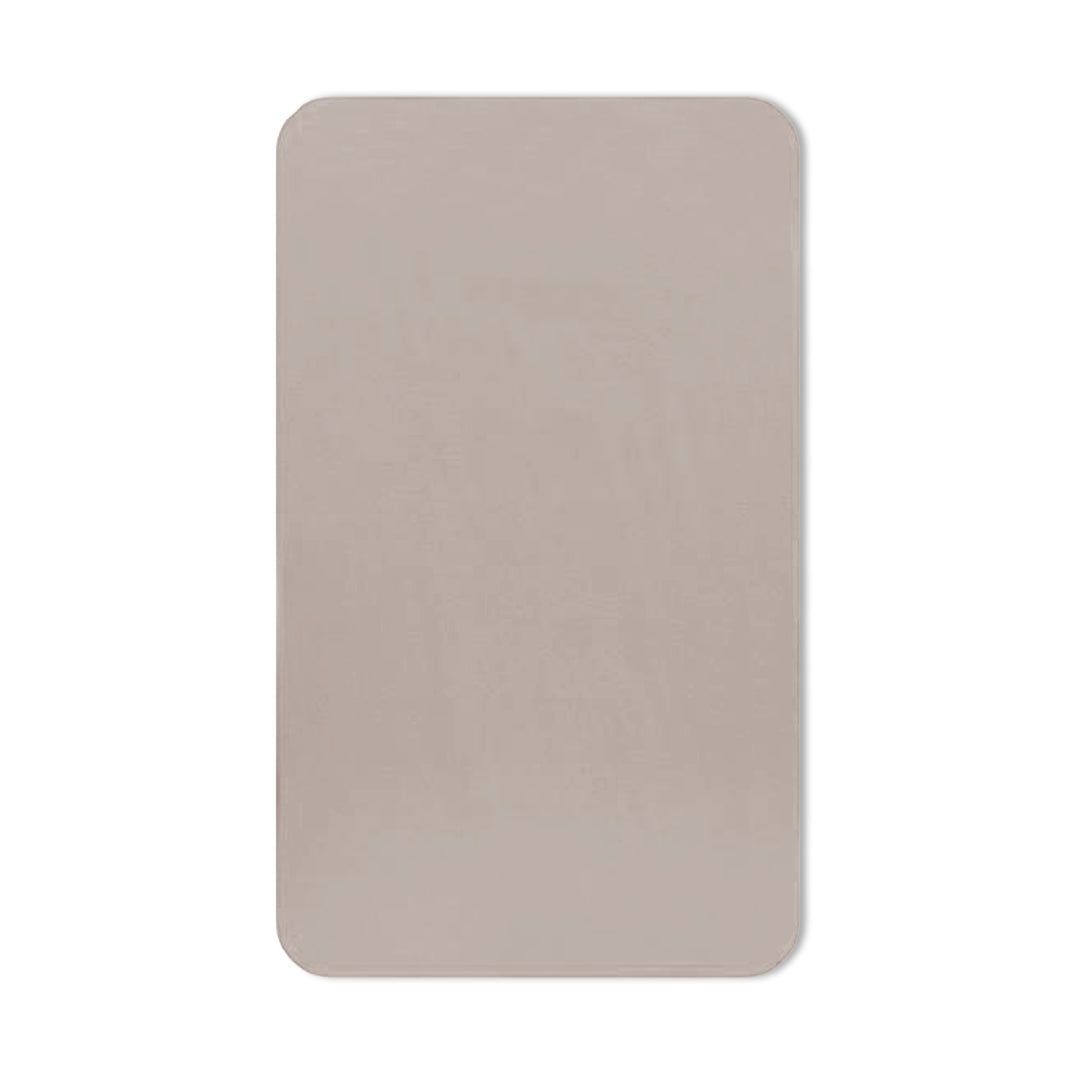 Cradle Fitted Sheet ( Stone)
