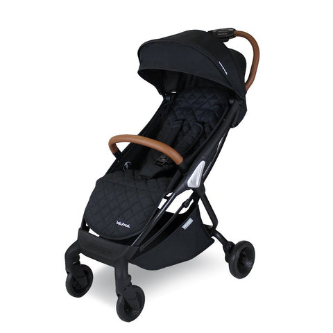 Babyhood Air Compact Stroller Black