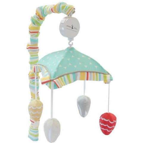 Babyhood - Up in the Sky Musical Toy Bar mobile
