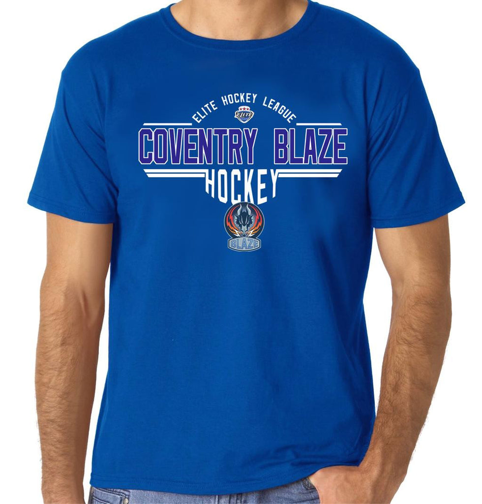 Coventry Blaze Hockey T Shirt