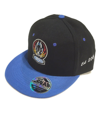 Blaze Snap Back Cap