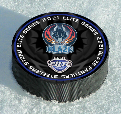 Blaze Elite Series 2021 Puck